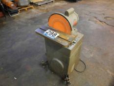 Rockwell Free Standind Flat Disk Sander