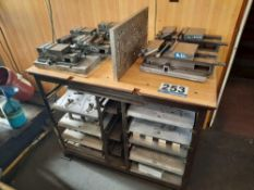 Machining Pallet Vices W/ Pallets