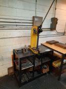 Dake Hand Arbor Press W/ Table
