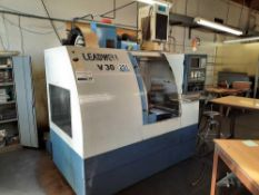 Leadwell V30 Vertical Machining Center