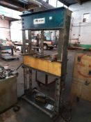 OTC 50 Ton Air/ Hydraulic Press