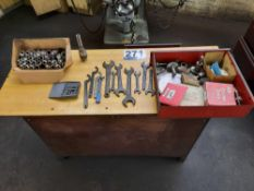Tables With Tools