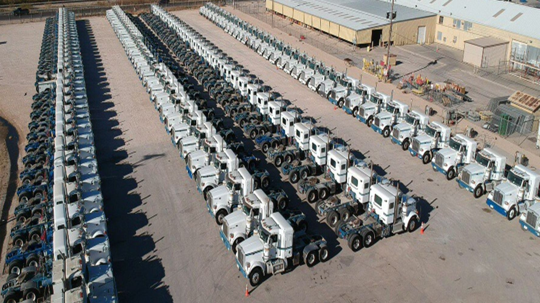 BJ Services, LLC | 150 Late Model T/A Road Tractors | Great Selection Peterbilt and Western Star | Odessa, TX | LIVE VIRTUAL AUCTION