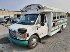 2000 GMC 3500 SHORT BUS