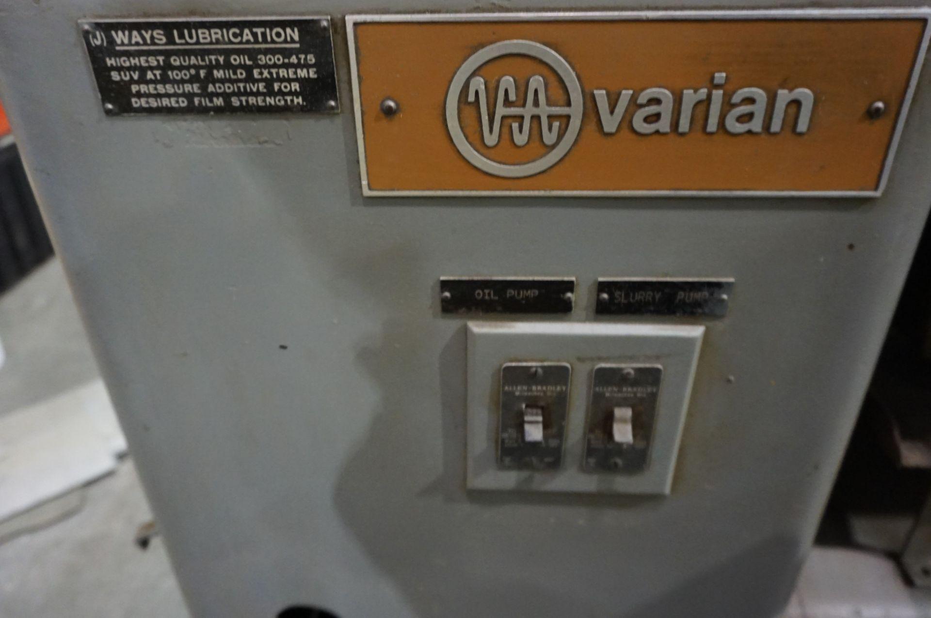 Lot 43 - VARIAN WAFERING MACHINE