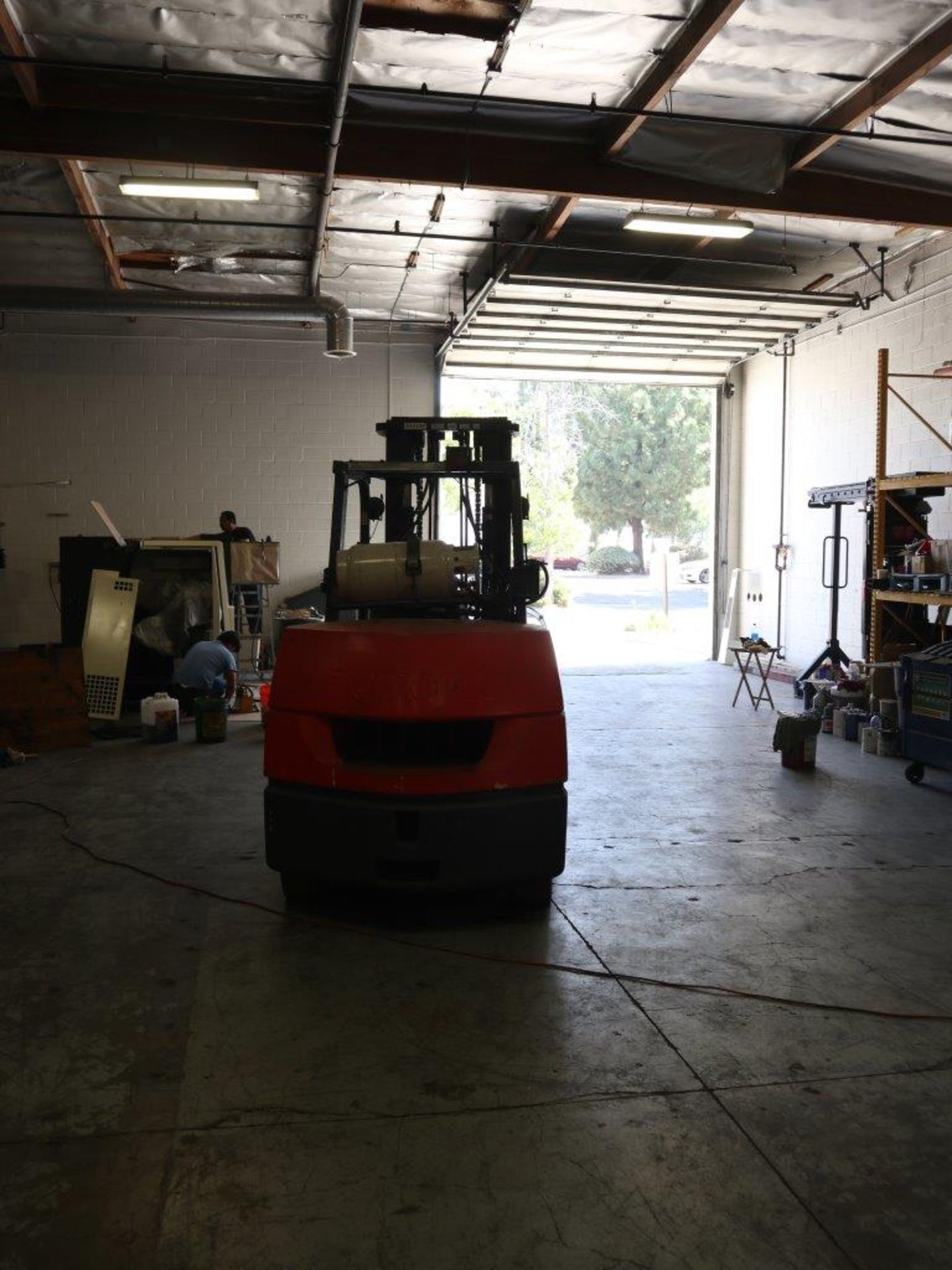 TOYOTA FORKLIFT 15,500 LBS LIFT CAPACITY 7FGCU70 - Image 5 of 8