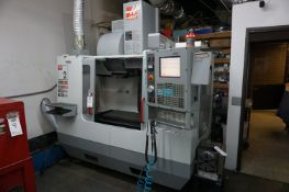 """2005 HAAS VF2 VERTICAL CNC MILL, S/N 39719, 30"""" X 16"""" X 20"""", WIRED FOR 4 TH AXIS, 10,000 RPM"""