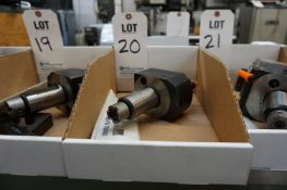 (1) LYNDEX FACE DRILL/MILLING UNIT, MODEL OK101-13000, LIVE TOOLING FOR OKUMA LATHE