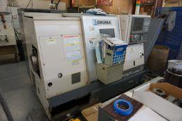 2009 OKUMA CAPTAIN L370M CNC LATHE, S/N 524652, 220/480 V, 3 PHASE, 60 HZ, OKUMA OSP-P200L