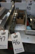 HIRSCHMANN WIRE EDM RAILS WITH CLAMP PLATES