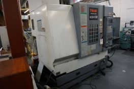 "2004 MAZAK NEXUS 410A CNC VERTICAL MACHINING CENTER, 20"" X 20"" X 20"" TABLE, MODEL VCN-410A, S/N"