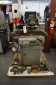 K.O. LEE UNIVERSAL TOOL & CUTTER GRINDER, MODEL 980, S/N/ 8216-664, WITH SPARE CENTERS, CHUCKS,