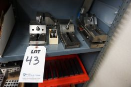 (5) PRECISION STAINLESS STEEL VISES, VARIED SIZES