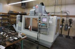 2004 HAAS VF-3SS CNC VERTICAL MACHINING CENTER, S/N 33930, MFG 1/2004, 30 HP 12,000 RPM SPINDLE WITH