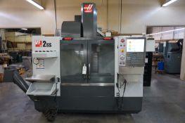 2014 HAAS VF-2SS CNC VERTICAL MACHINING CENTER, S/N 1113650, MFG. 06/2014, 30 HP 12,000 RPM