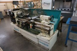 "2008 COLCHESTER CLAUSING 600 15"" PRECISION ENGINE LATHE, S/N JG0714, RPM 2--2500, 15"" SWING, 7 ½ HP,"