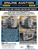 FEATURING: 2015 HAAS VF5, 2014 HAAS VF2SS, 2004 HAAS VF3SS, MORI SEIKI CNC LATHE, AND MORE!
