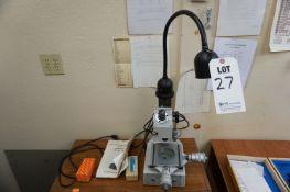 MITUTOYO TM-101 TOOLMAKERS MICROSCOPE