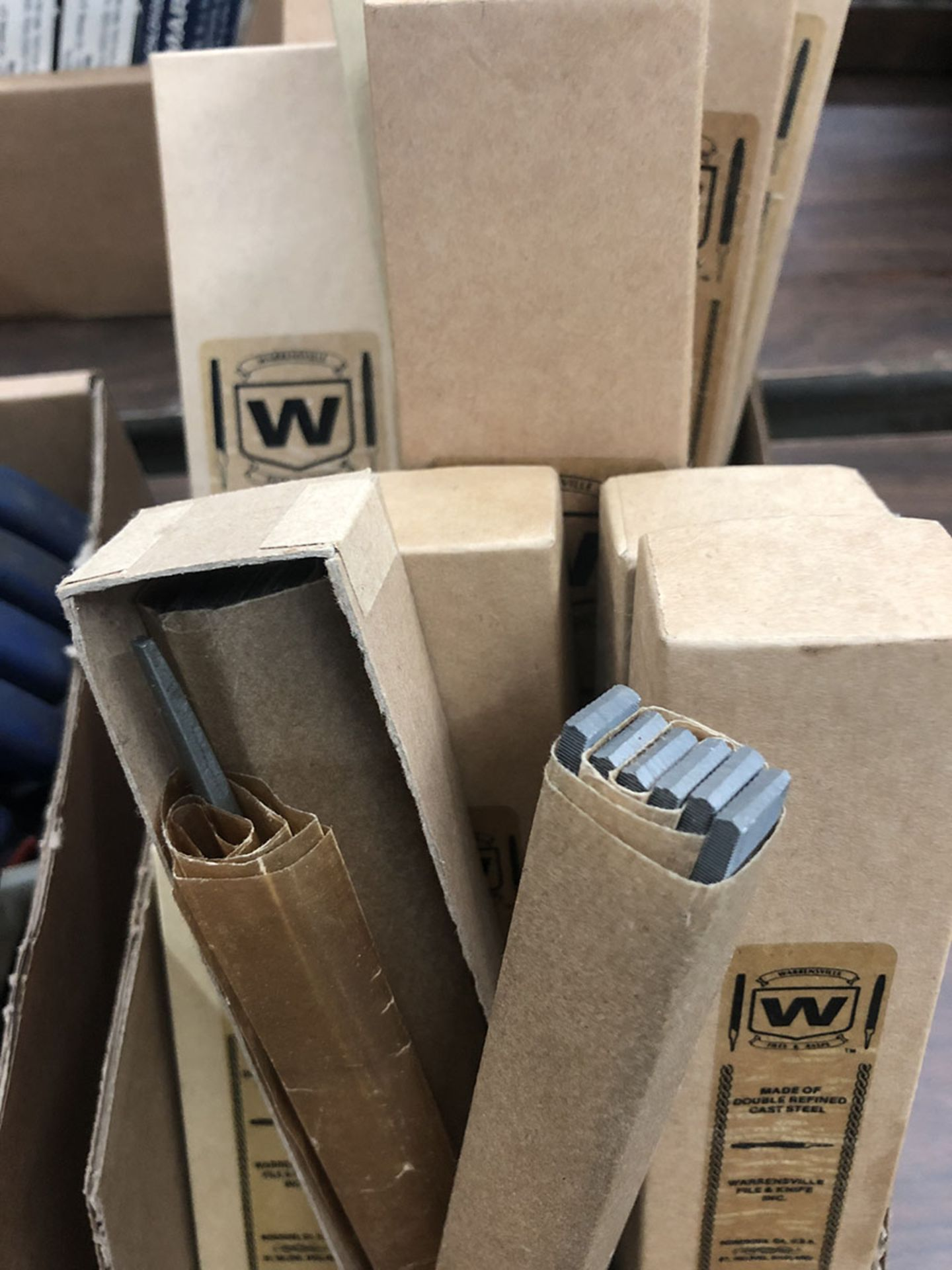 Lot 24 - LOT OF NEW WARRENSVILLE FILES
