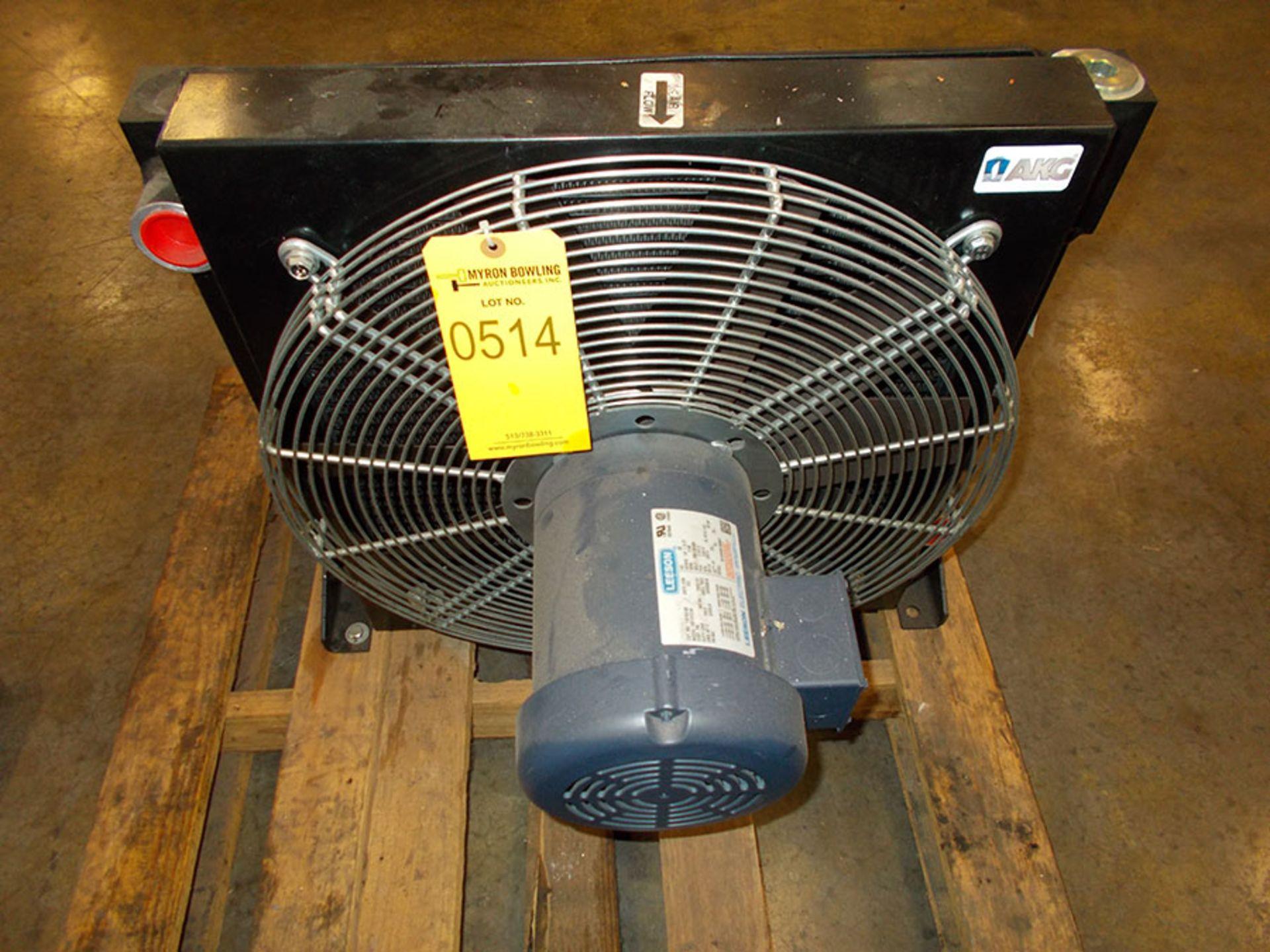 Lot 514 - AKG COOLING UNIT; MAX PR 377, MAX TEMP 250