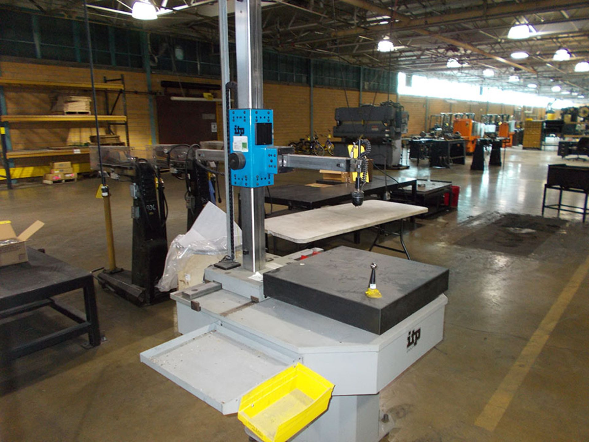 Lot 693 - ITP GROUP SURFACE INSPECTION MACHINE