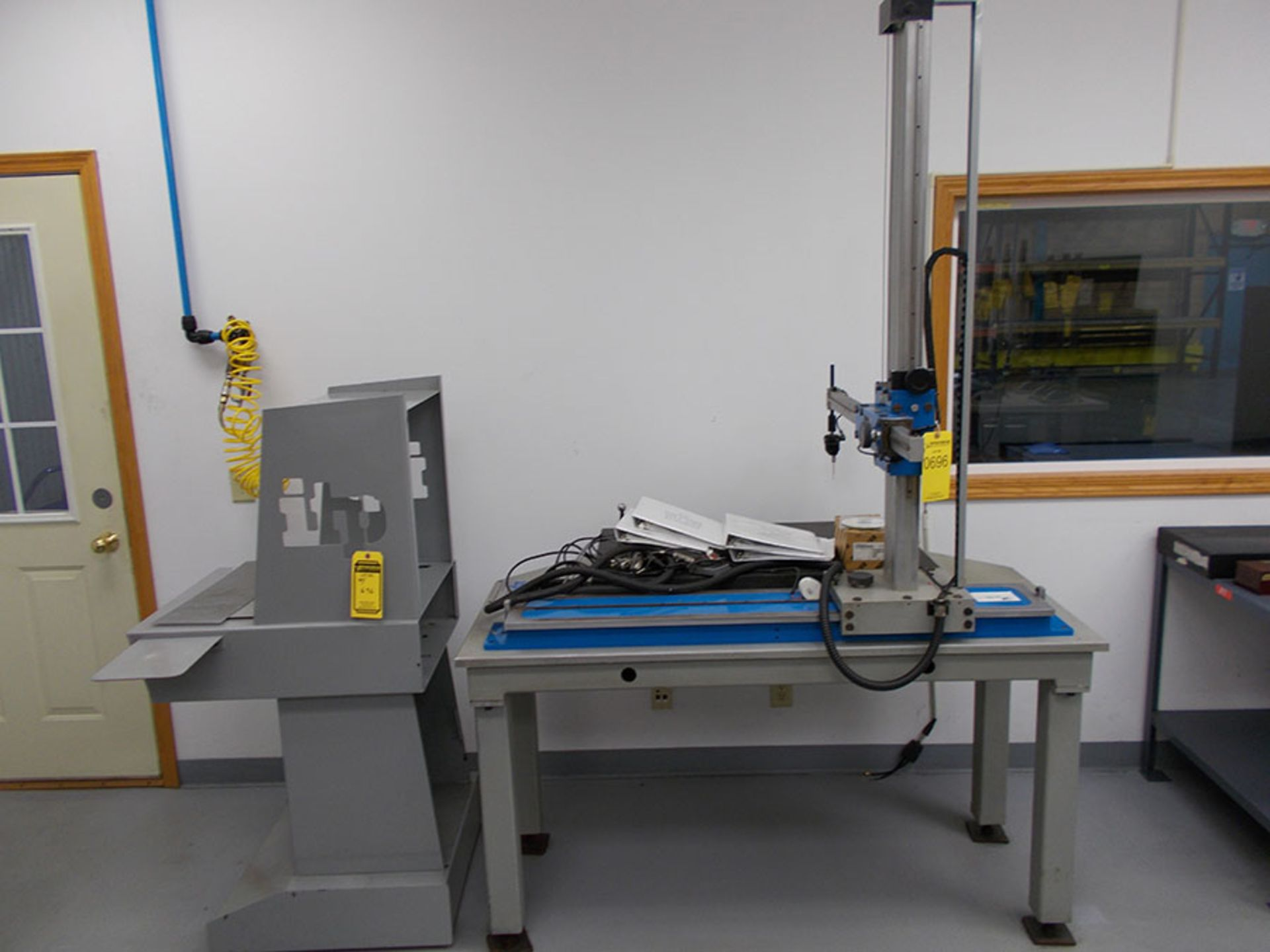 Lot 696 - ITP GROUP SURFACE INSPECTION MACHINE; S/N 003240