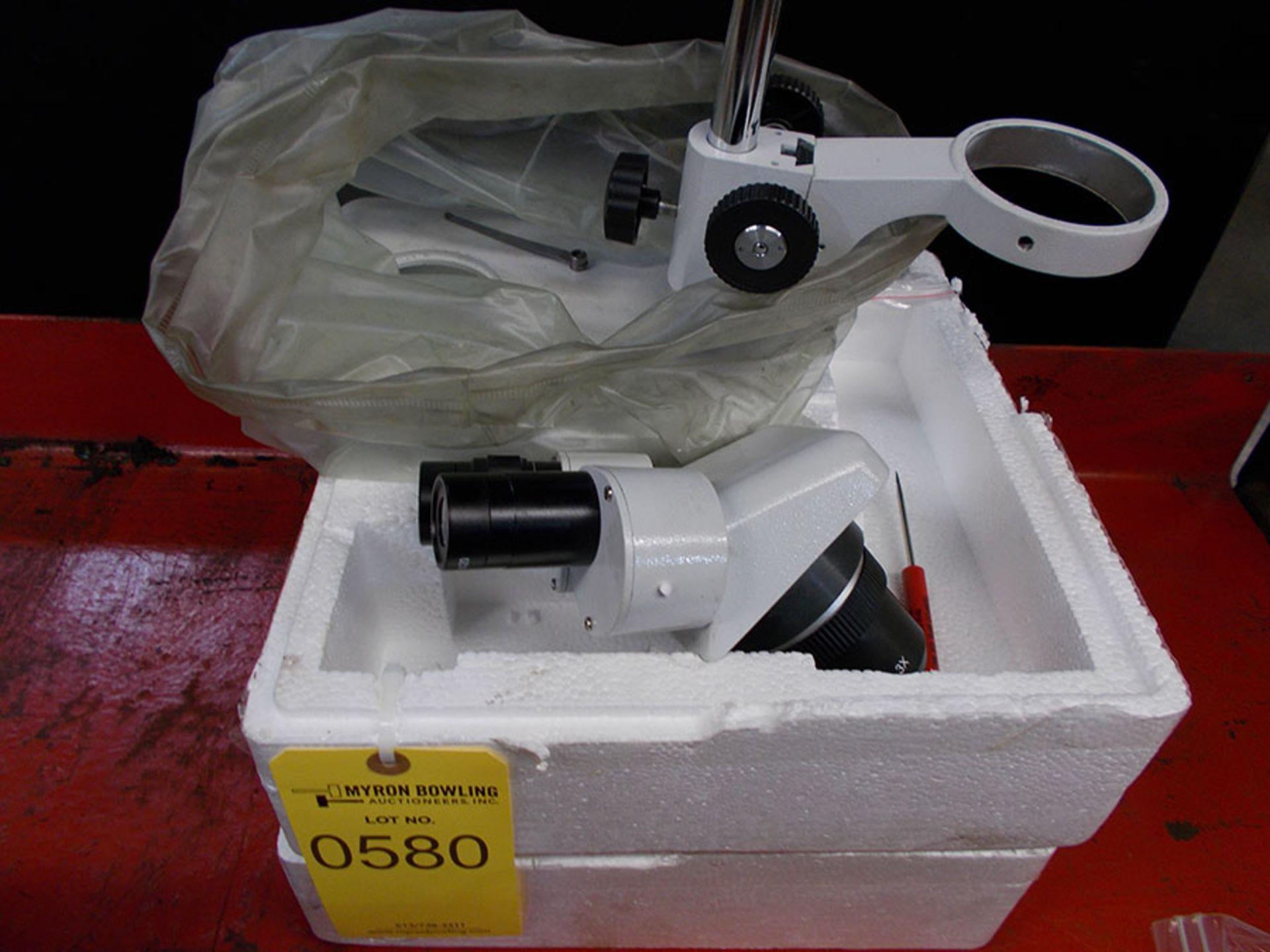 Lot 580 - OMAX MICROSCOPE