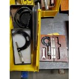 LOT OF (3) DIAL OUTSIDE MICROMETERS