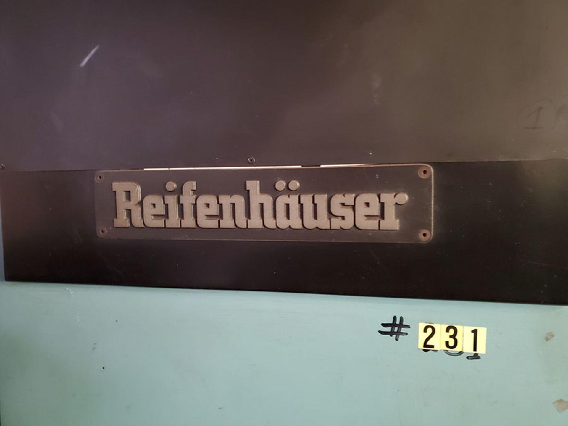 Lot 186 - REIFENHAUSER PLASTIC EXTRUDER SYSTEM