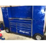 SNAP-ON ROLLING TOOL WAGON
