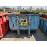 30 YD. ROLL-OFF CONTAINER, B009