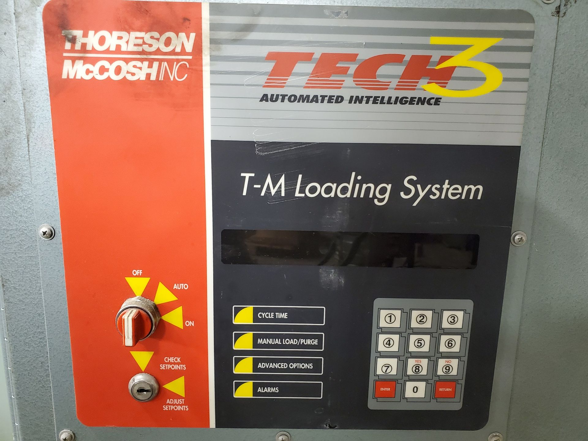 Lot 96 - THORESON MCCOSH INC. COLOR MIXER, 120/60/1, MODEL TECH 3, S/N 201-815511