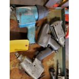 ASSORTED PNEUMATIC WRENCHES, 3/8'' & 1/4''