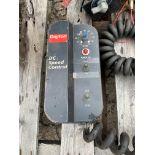 HANNAY REEL 480V CORD REEL W/ DAYTON CONTROL