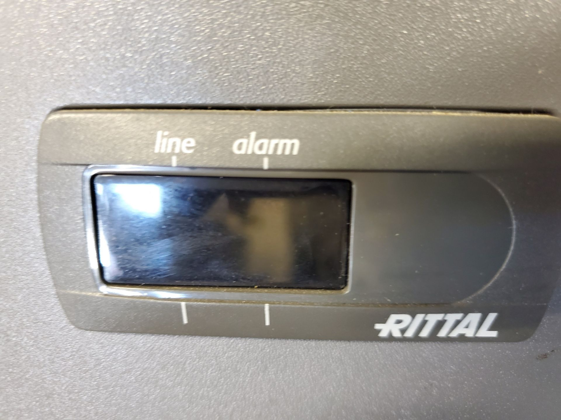 Lot 114 - RITTAL ENCLOSURE COOLING UNIT MODEL SK3329149, 460/60/3, R 134A, (2012), S/N US000166