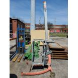 JLG LIFT POD MODEL FS80 ELECTRIC PLATFORM LIFT, S/N 5168013030099