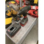 METABO CORDLESS DRILL WITH CHARGER
