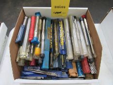 ASSORTED NEW & USED REAMERS