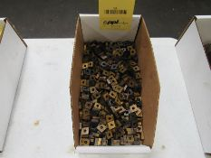 LARGE ASSORTMENT OF LOOSE INSERTS