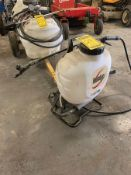 ROUNDUP BACKPACK CHEMICAL SPRAYER