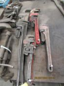 PIPE WRENCHES 10''-32''