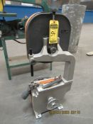 RIDGID BAND SAW FOR PARKS, MODEL BS14002, S/N AMO44732977