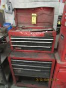 (3) TOOL BOXES W/ ASSORTED TOOLS