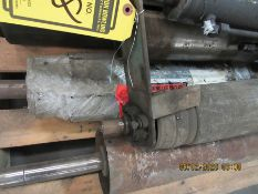 ASSORTED HYDRAULIC CYLINDERS AND CONVEYOR ROLLERS