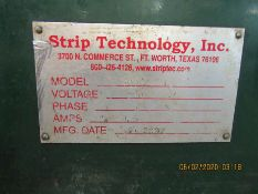 STRIP-TECHNOLOGY WIRE STRIPPER MODEL 3000, 200V, 3PH, MFG 2007