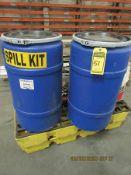 (2) PRO-SAFE 30-GAL. SPILL KIT GPSK30, (2) EAGLE SPILL CONTAINMENT PLATFORMS MODEL 1632