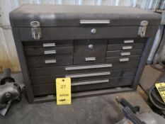 11-DRAWER MACHINISTS TOOL CHEST