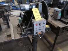 PROFAX WP-250 POSITIONER W/ STEEL TABLE