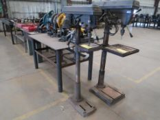*** MIDLAND, TEXAS LOCATION *** 15'' PORTER CABLE FLOOR STAND DRILL PRESS