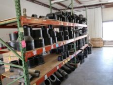 (8) SECTIONS 42'' X 96'' X 10' 3-TIER PALLET RACKING